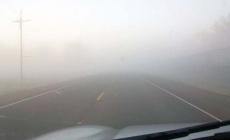 Vozači oprez: Vidljivost smanjena i na 20 metara