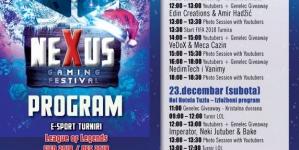 Pažnja za sve gamere! Očekuje vas jedinstvena zabava na Tuzla Nexus Gaming Festivalu