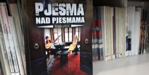 """Najava promocije knjige """"Pjesma nad pjesmama"""" Nurije Delića"""