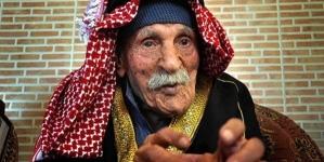 Palestinac Redžep Tevam (125), koji živi u Gazzi, svjedok je pet različitih historijskih perioda
