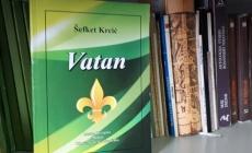 "Najava promocije zbirke pjesama ""Vatan"" profesora dr. Šefketa Krcića"