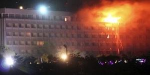 Kabul: Dvanaest sati košmara u luksuznom hotelu