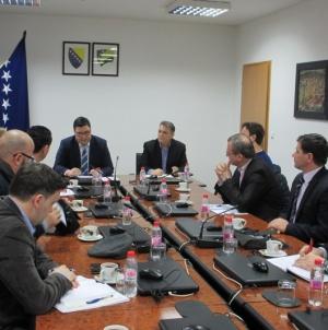 Ministar Mićanović održao prvi sastanak sa direktorima javnog preduzeća i ustanova kulture