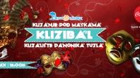 Klizibal: Ledeni maskembal na Klizalištu Panonika