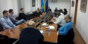 Sastanak sa predstavnicima sportskih saveza sa područja Tuzlanskog kantona