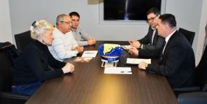 Premijer Gutić upriličio prijem za članove Udruženja muzičkih umjetnikaTuzla