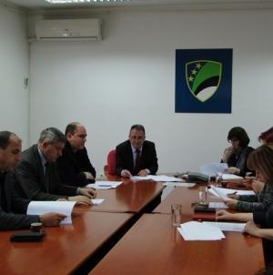 Administrativna komisija Skupštine Tuzlanskog kantona održala  sjednicu