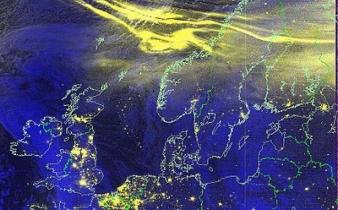 NOAA / Zemlju će danas pogoditi geomagnetska oluja, mogući zastoji u cijelom svijetu