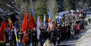 Obilježavanje 76. godišnjice Igmanskog marša