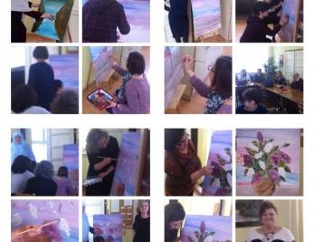 Radionica: Raznoliki stručni profili kroz slikarski izazov