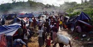 UN: Kiše ugrožavaju više od 100.000 Rohinja u izbjegličkim kampovima