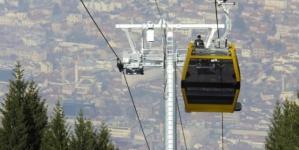 Nakon više od dvije decenije iznad Sarajeva krenule testne gondole Trebevićke žičare