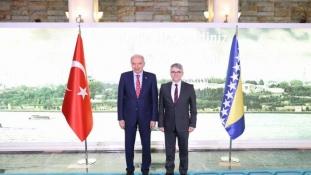 Ministar Bukvarević u posjeti Republici Turskoj