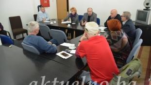 Sastanak Koordinacije boračkih Saveza TK: Korisnicima boračkih prava olakšati put do matičnih dokumenata