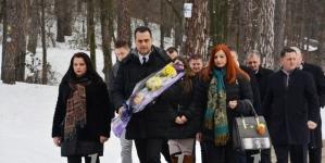 Delegacija SBB TK na obilježavanju Dana nezavisnosti BiH