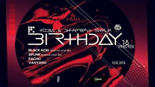 Obilježavanje godišnjice rada tuzlanskih muzičkih organizacija FOBIA i Different Style