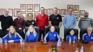 Gradska uprava: Upriličen prijem za predstavnike Gimnastičkih klubova
