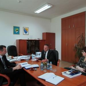 Posjeta predstavnika OHR-a Skupštini Tuzlanskog  kantona