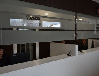 Otvorena renovirana sala za rješavanje građanskih pitanja u policijskoj stanici Kladanj