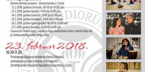 Dan Indije na Univerzitetu u Tuzli