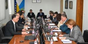 Održana 1. vanredna sjednica Vlade Tuzlanskog kantona