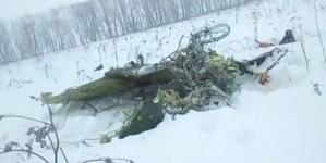 Nakon pogibije 71 osobe: Objavljen snimak pada ruskog aviona