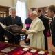Papa primio članove Predsjedništva BiH: Graditi jednaka prava za sve!