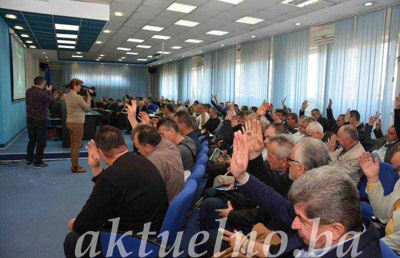 Održana izvještajna Skupština Saveza RVI TK  VIDEO / FOTO