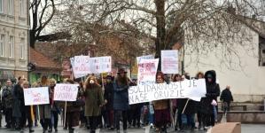 """""""Borba se nastavlja"""": U Tuzli održan Osmomartovski marš"""