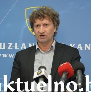 Informacija o stanju zagađenosti zraka na području Tuzlanskog kantona