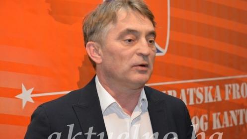 Željko Komšić proglasio  izbornu pobjedu!
