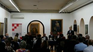 "Promocija knjige ""Vjera i kultura"" mons. dr. Franje Topića"