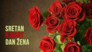 Grad Tuzla: Čestitka u povodu Međunarodnog dana žena