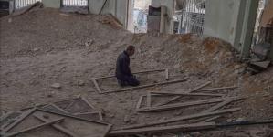Istočna Guta: Ezan ne prestaje sa džamije koja je potpuno razrušena