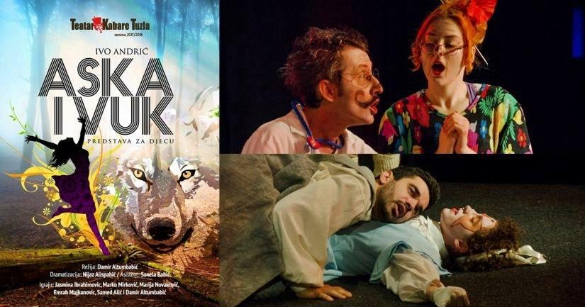 Ljeto u Tuzli: Predstava za djecu ''Aska i vuk''