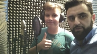 ˝Oluje˝: Otac i sin snimili pjesmu o snazi dove