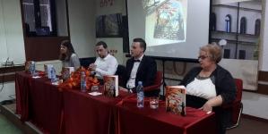 """Predstavljena zbrika poezije """"Putevima popločanog cvijeća"""", Jasmina Dorića"""