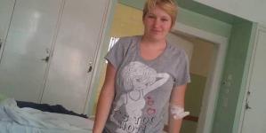 Pomozimo: Za nastavak liječenja Nerme Husejnović potrebna dodatna sredstva