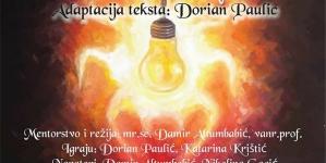 Predstava ''Pismo ocu'' autora Franz Kafke večeras na XVI TKT Fest-u