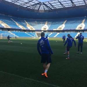 Prijateljska utakmica: Nogometaši BiH večeras sa Senegalom