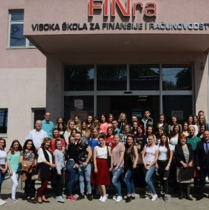 Veliki interes maturanata za Visoku školu FINra