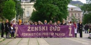 Javna prezentacija: Ženski sud, feministički pristup pravdi