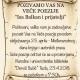 """Veče poezije """"Isa Balkan i prijatelji"""""""