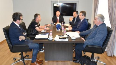 """Završne pripreme za realizaciju humanitarne akcije """"Solidarnost i integracija u Europi"""""""