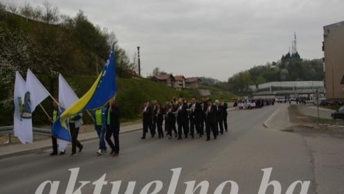 U Banovićima obilježen 15. april – Dan Armije RBiH za Tuzlanski kanton VIDEO