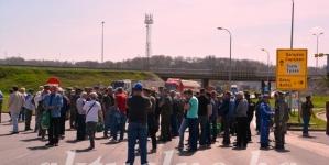 Demobilisani borci na petnaest minuta blokirali petlju Šićki Brod u Tuzli