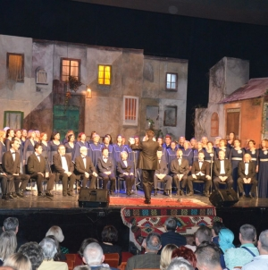 Festival sevdalinke: Više od tri sata Tuzlaci uživali u sevdalinkama
