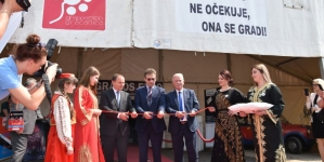 "Gračanica: Otvoren sajam ""Grapos Expo 2018"" FOTO"