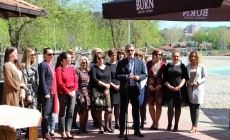 Festival savremene žene: Upriličen susret sa gradonačelnikom Tuzle