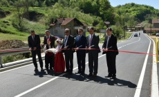 Rekonstruisano novih 500m regionalnog puta Srebrenik-Donja Orahovica